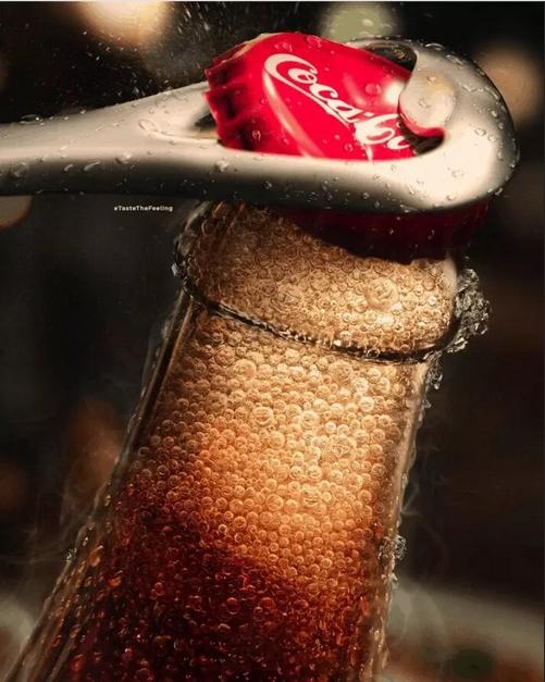 احساس را بچش: Coca-Cola