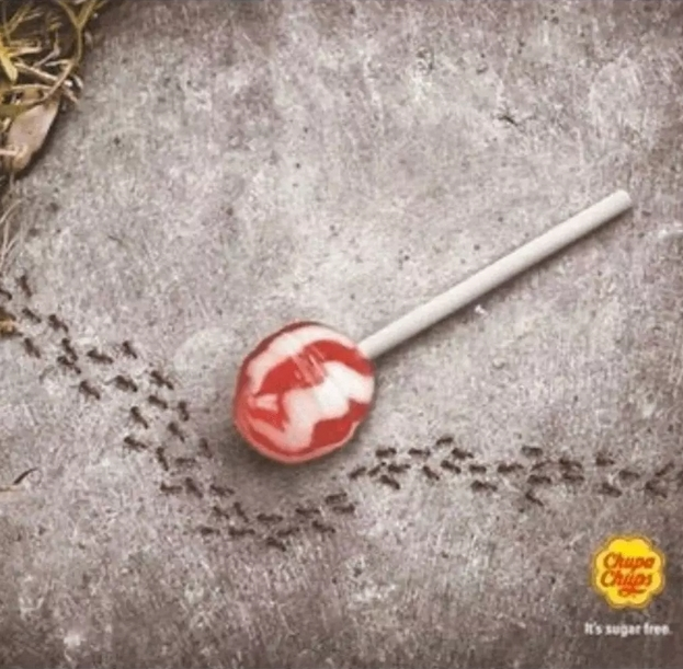 آبنباتهای بدون شکر: Chupa Chups