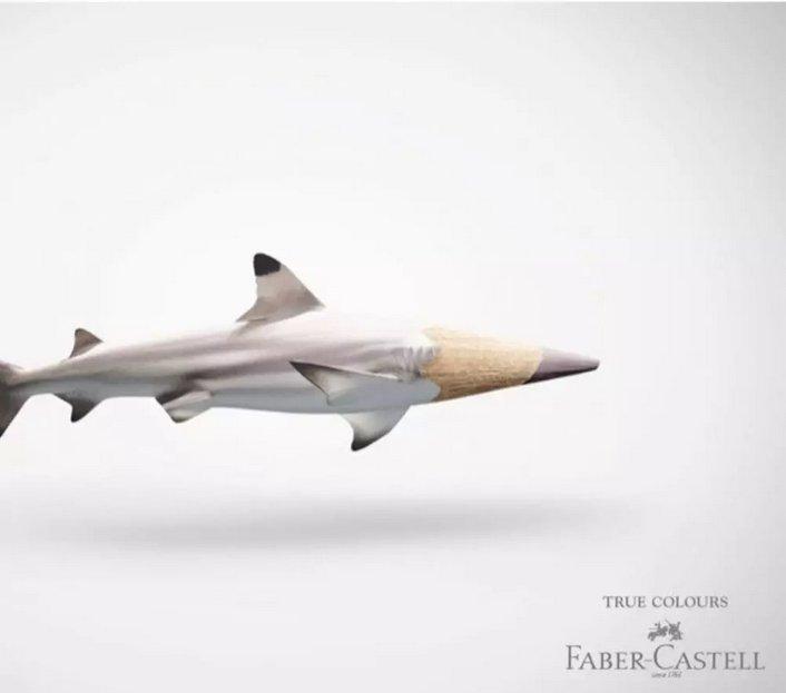 رنگهای واقعی: Faber-Castell