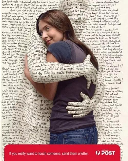 قدرت کلمات و نامهها: پست استرالیا