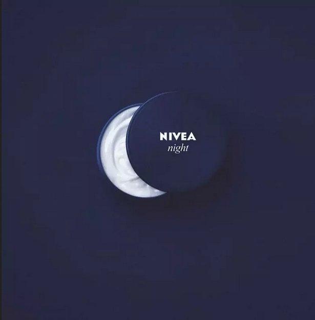 کرم شبانه: Nivea